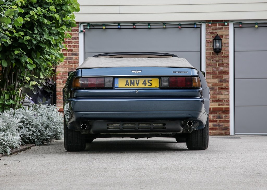 1992 Aston Martin Virage Volante For Sale by Auction (picture 2 of 6)
