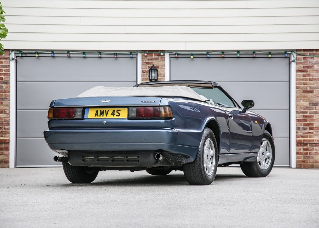 1992 Aston Martin Virage Volante For Sale by Auction (picture 3 of 6)