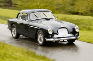 1956 Aston Martin DB24 MkII Fixed Head Coupe For Sale by Auction