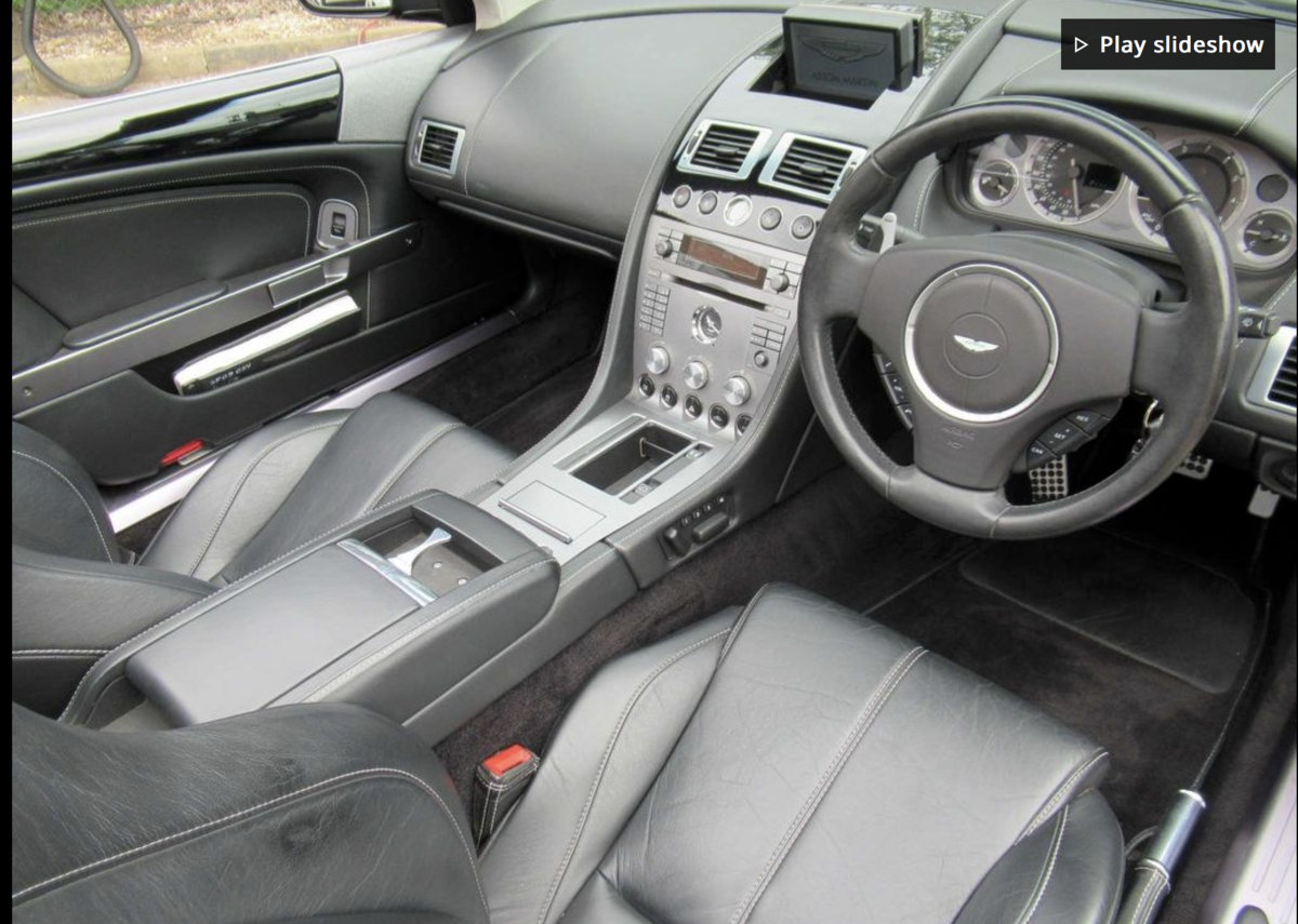 2009 DB9 Volante best colour combination REDUCED For Sale (picture 3 of 3)