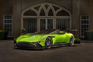 2016 Aston Martin Vulcan  For Sale