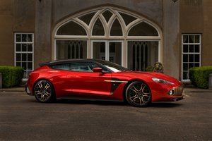2019 Vanquish V12 Zagato Shooting brake For Sale
