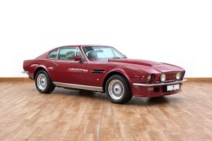 1987 Aston Martin AMV8 Vantage X-Pack Saloon For Sale