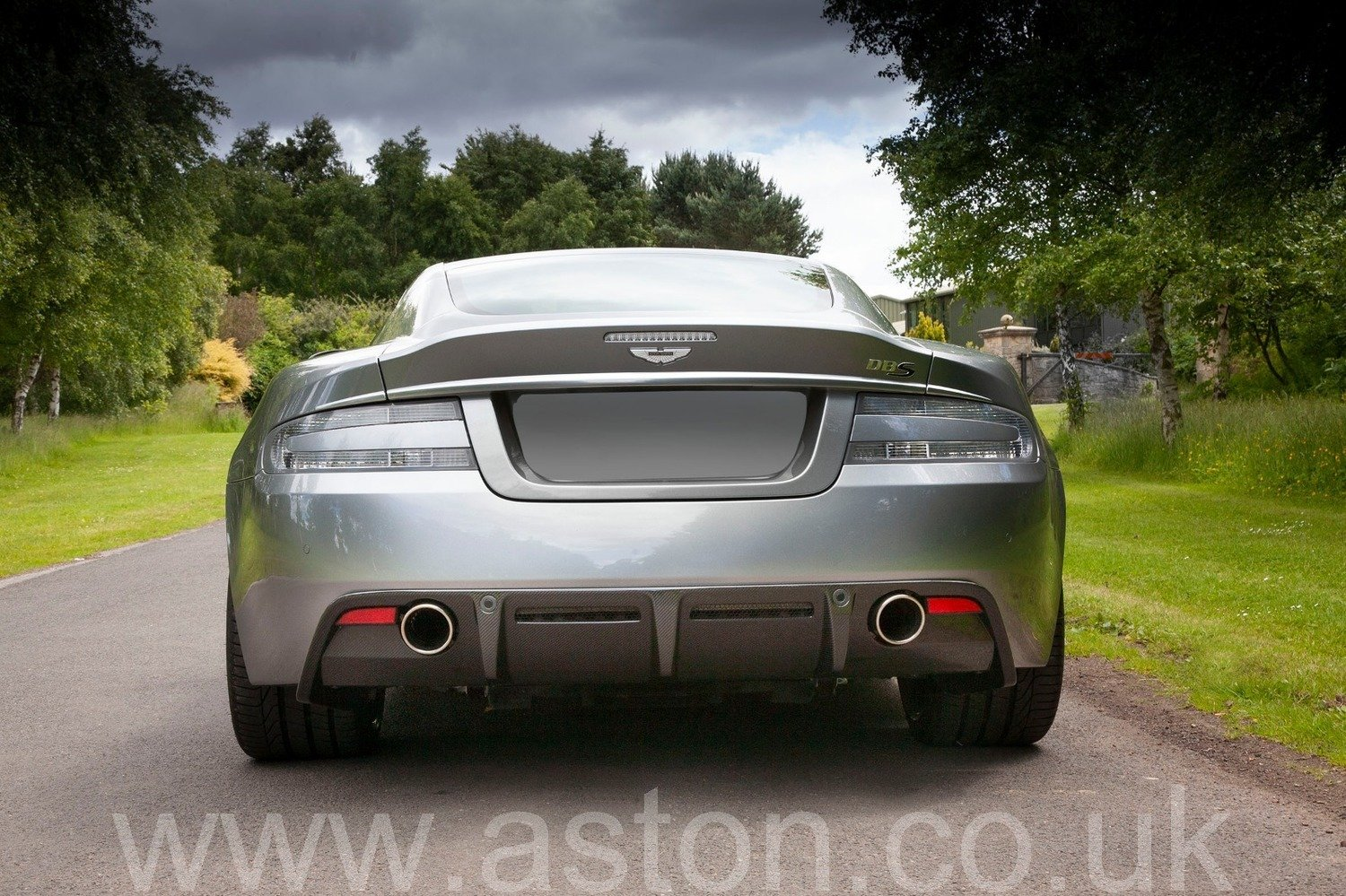 2012 Aston Martin DBS Automatic For Sale (picture 6 of 6)