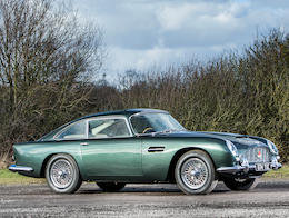 1962 ASTON MARTIN DB4 SERIES IV 4.2-LITRE VANTAGE SPORTS  For Sale by Auction