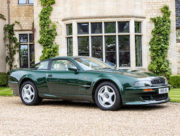 1995 ASTON MARTIN VANTAGE V600 COUPÉ For Sale by Auction