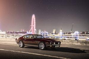 1985 Aston Martin V8 Vantage SOLD