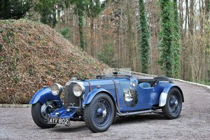 1933 Aston Martin 1.5L Short Chassis Le Mans SOLD