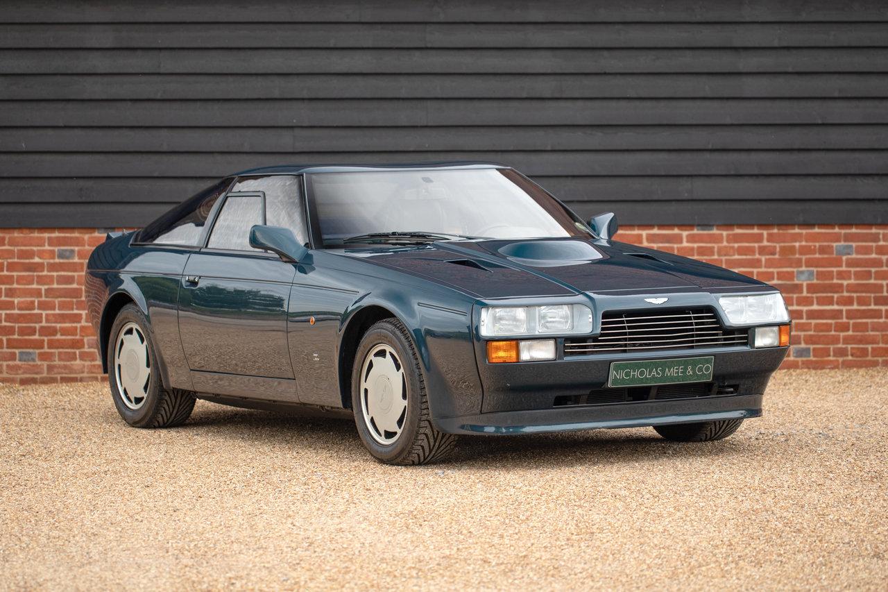 1988 Aston Martin V8 Zagato For Sale (picture 1 of 6)
