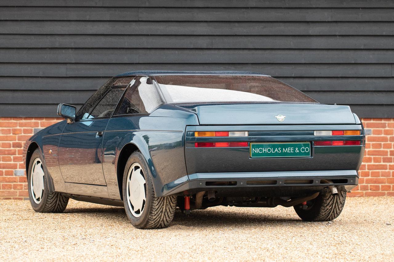 1988 Aston Martin V8 Zagato For Sale (picture 3 of 6)