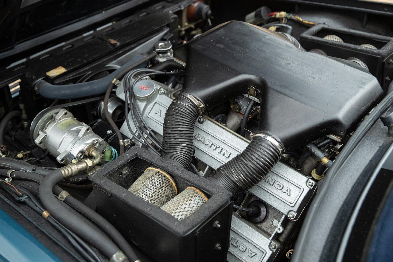 1988 Aston Martin V8 Zagato For Sale (picture 5 of 6)