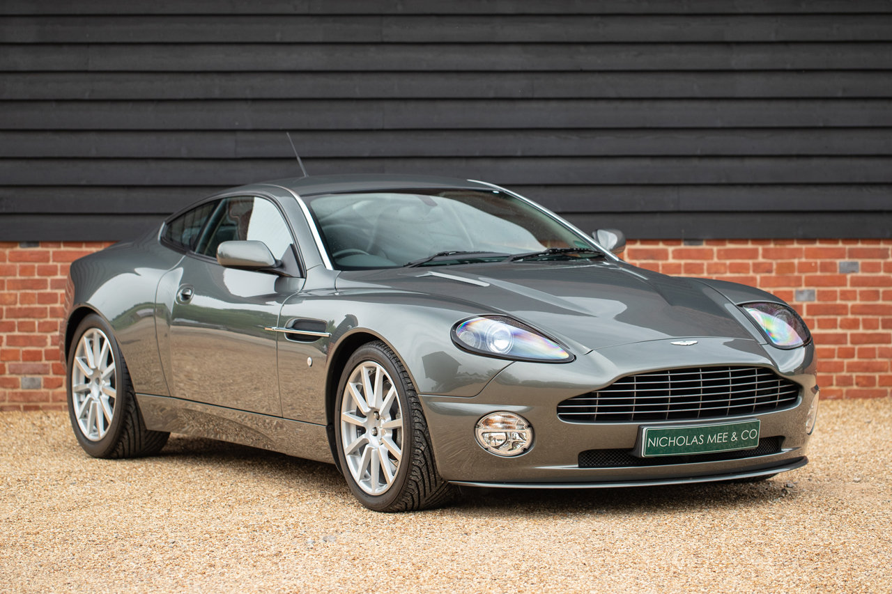2007 Aston Martin Vanquish S For Sale (picture 1 of 6)