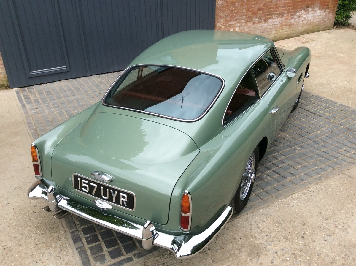 1960 Aston Martin DB4 Series 11 SOLD (picture 4 of 6)