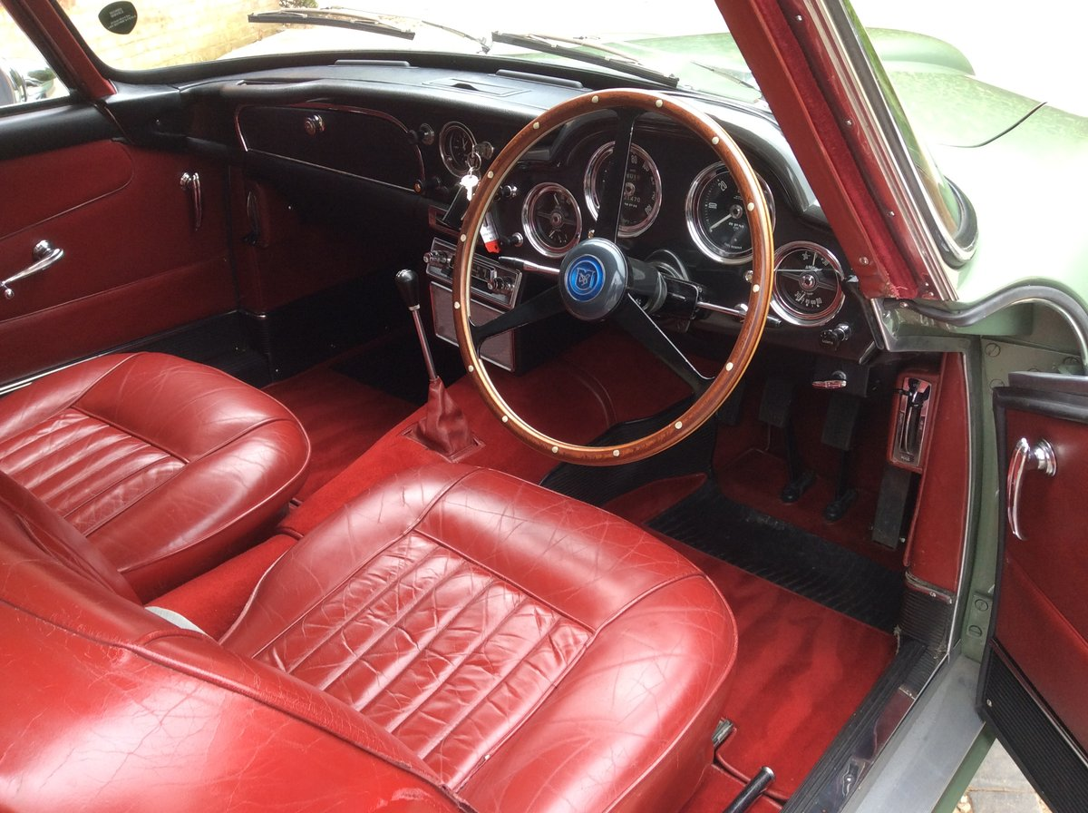 1960 Aston Martin DB4 Series 11 SOLD (picture 6 of 6)