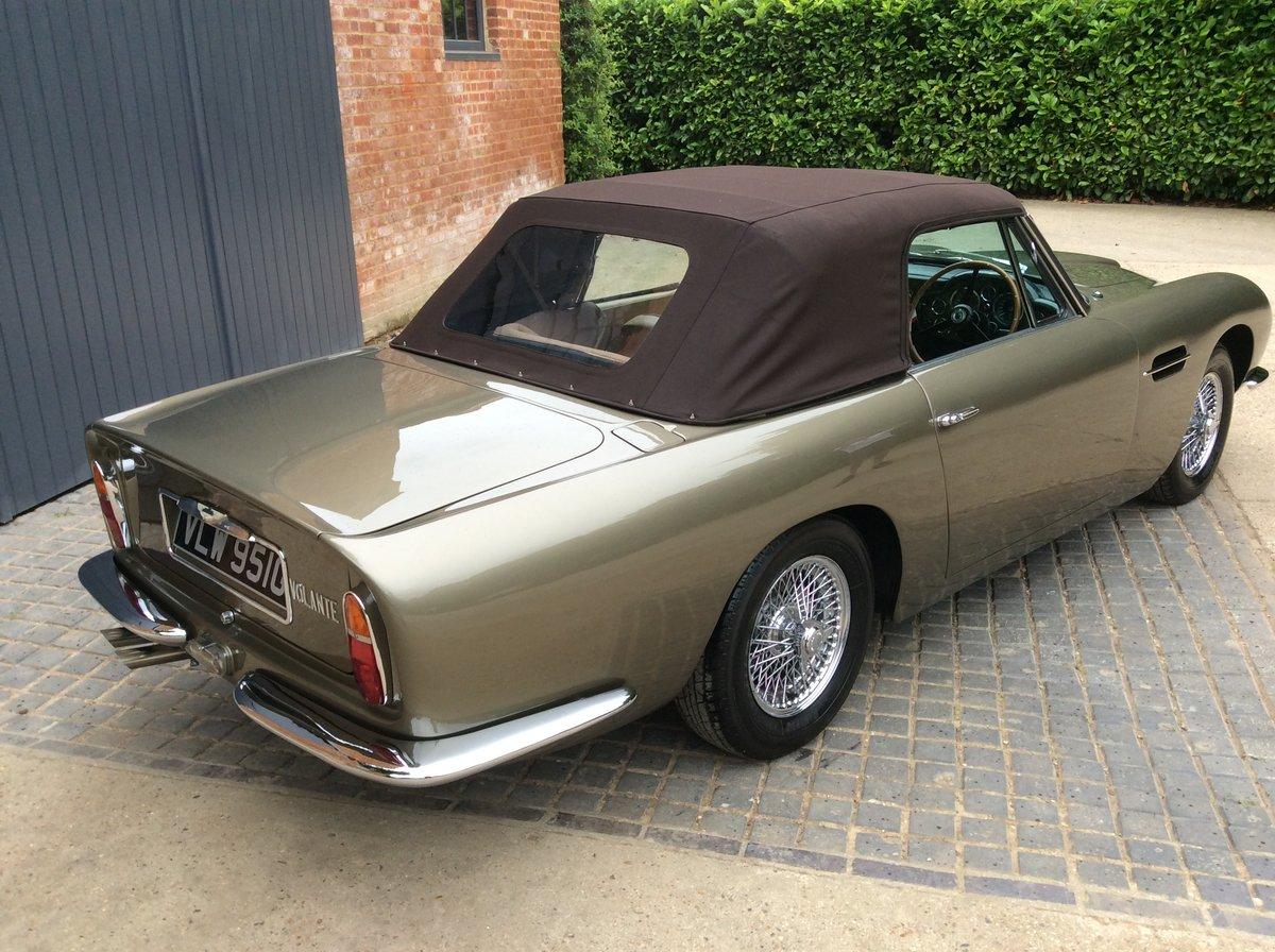 1968 Aston Martin DB6 Volante For Sale (picture 5 of 6)