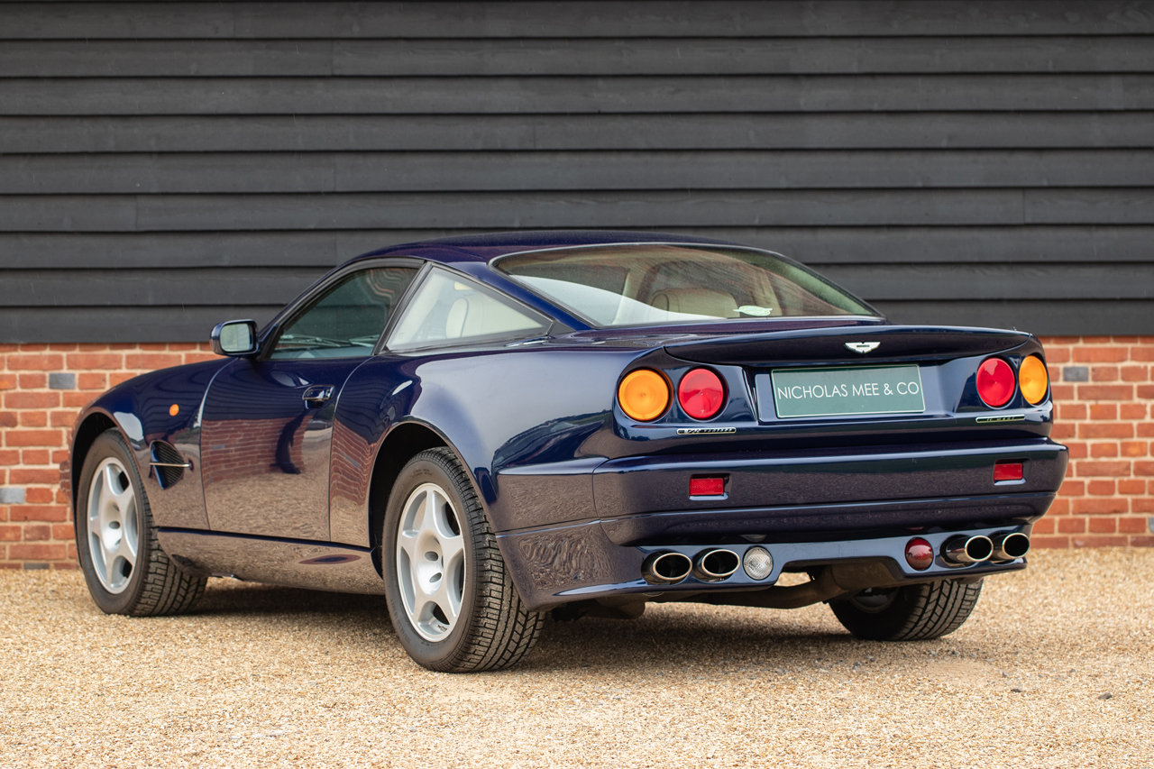 2000 Aston Martin Vantage Le Mans V600 For Sale (picture 3 of 6)