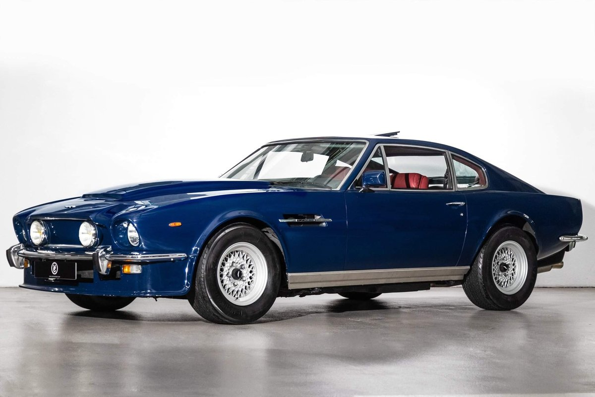 1985 Aston Martin V8 Vantage LHD  For Sale (picture 1 of 12)