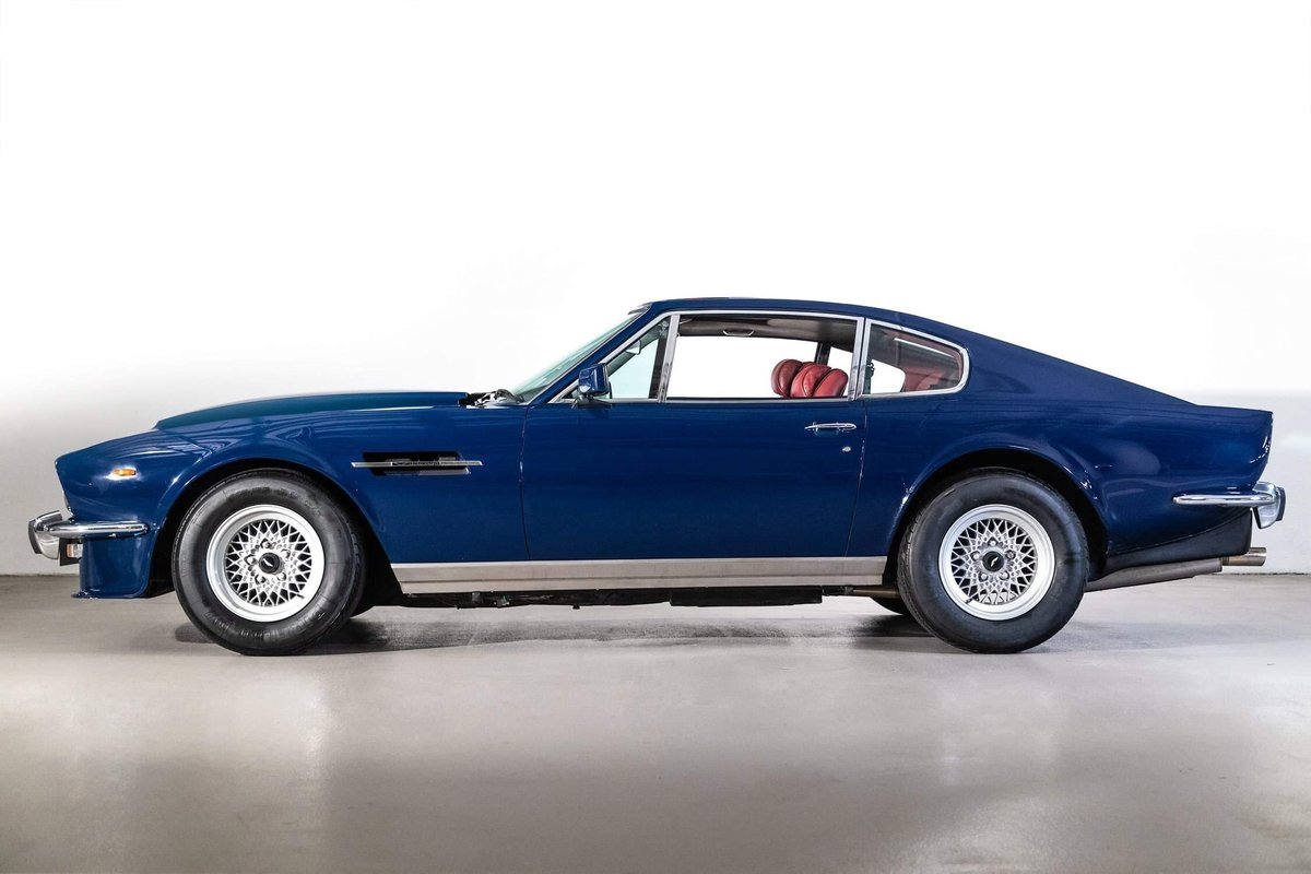 1985 Aston Martin V8 Vantage LHD  For Sale (picture 2 of 12)
