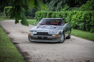 1986 Aston Martin V8 Vantage Zagato Coupe For Sale