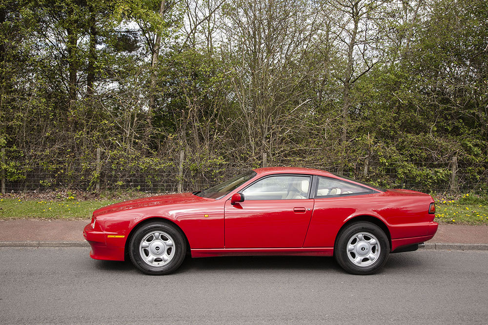 1992 ASTON MARTIN VIRAGE - RARE ORIGINAL FACTORY LHD  SOLD (picture 3 of 6)