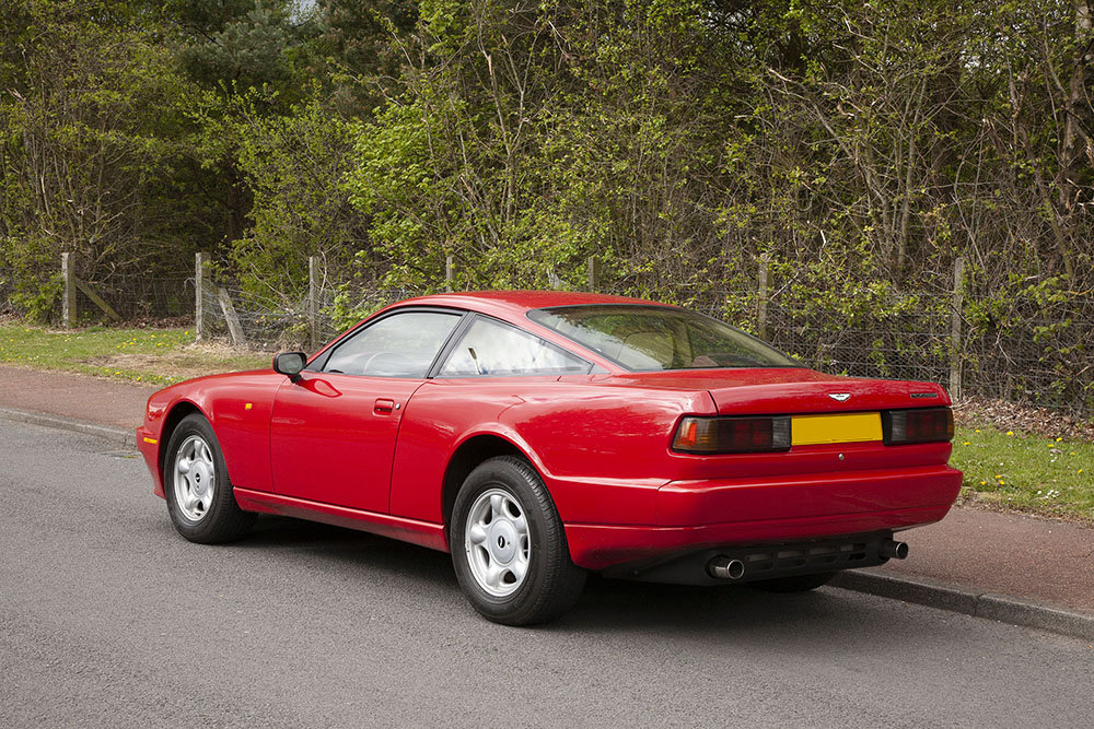 1992 ASTON MARTIN VIRAGE - RARE ORIGINAL FACTORY LHD  SOLD (picture 4 of 6)