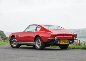 1975 Aston Martin V8 Series III SOLD by Auction