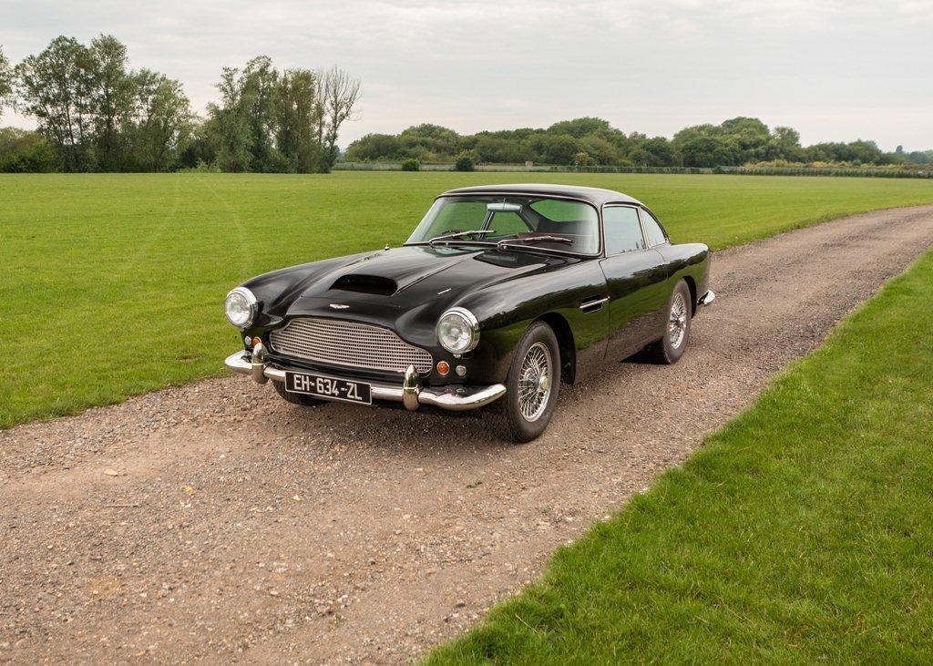 1961 Aston Martin DB4 Series III Superleggera For Sale (picture 1 of 6)