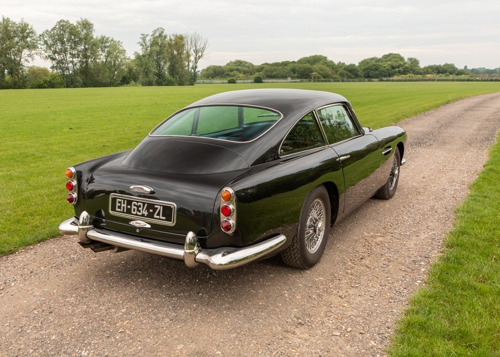 1961 Aston Martin DB4 Series III Superleggera For Sale (picture 4 of 6)