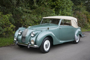 1951 ASTON MARTIN LAGONDA 3.0L DROP HEAD COUPE  For Sale