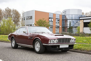 1968 DBS V8 PROTOTYPE - A VERY SIGNIFICANT HISTORICAL VEHICL SOLD