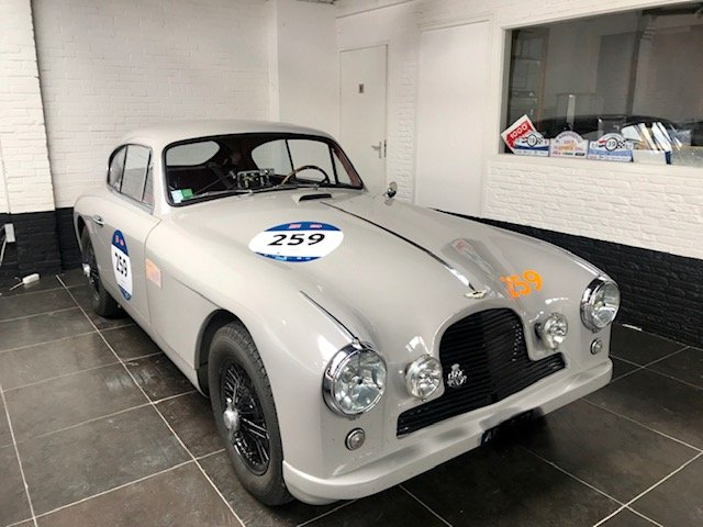 1954 Aston Martin DB 2/4 Ex Mille Miglia  For Sale (picture 1 of 1)