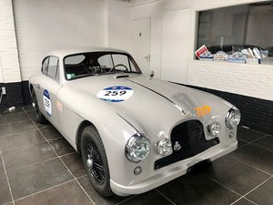 1954 Aston Martin DB 2/4 Ex Mille Miglia