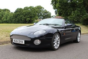 Aston Martin DB7 Vantage 2001 - To be auctioned 26-07-19 For Sale by Auction
