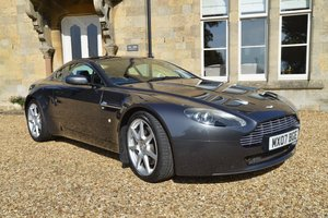 2007 Aston Martin V8 Vantage For Sale