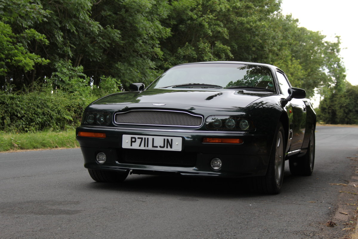 1996 Aston Martin V8 Coupe - 35k miles, £52k maintenance reciepts For Sale (picture 3 of 12)