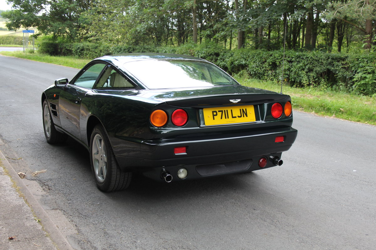 1996 Aston Martin V8 Coupe - 35k miles, £52k maintenance reciepts For Sale (picture 4 of 12)