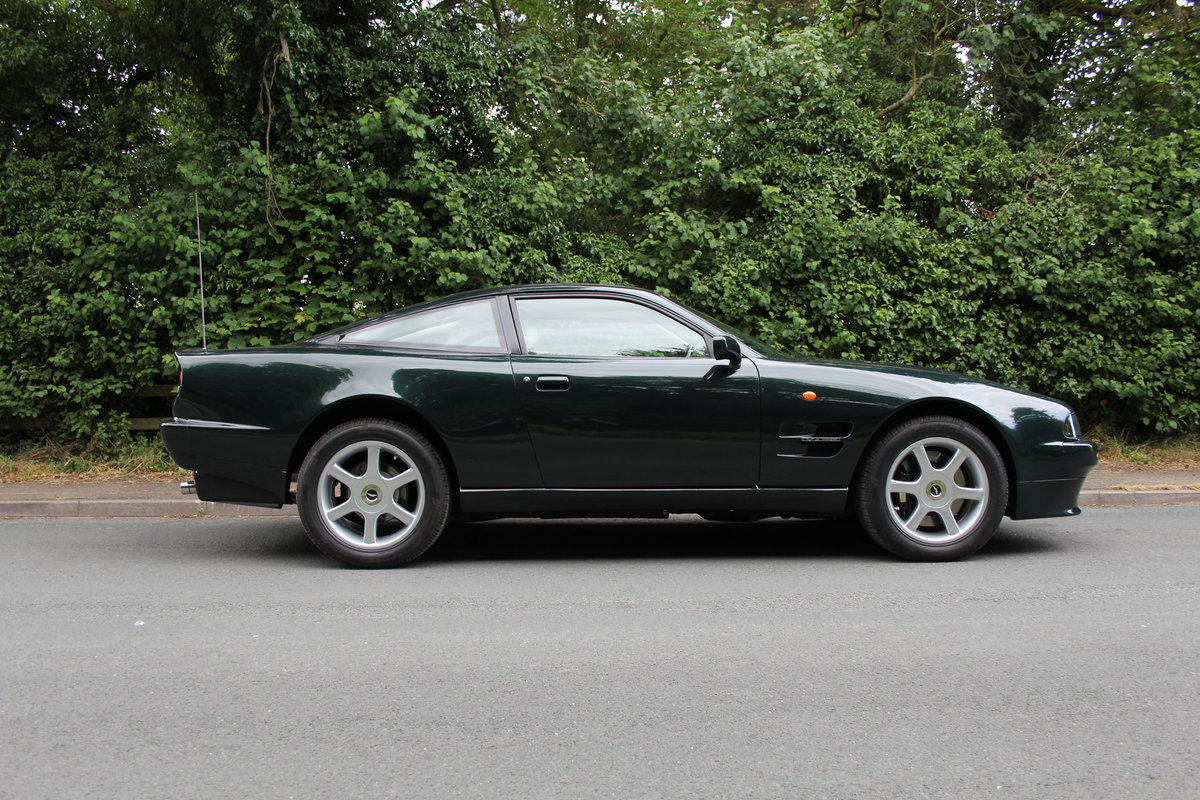1996 Aston Martin V8 Coupe - 35k miles, £52k maintenance reciepts For Sale (picture 6 of 12)