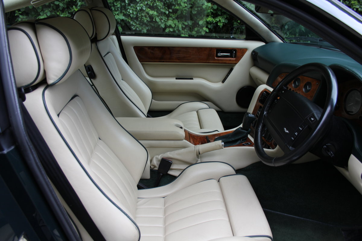 1996 Aston Martin V8 Coupe - 35k miles, £52k maintenance reciepts For Sale (picture 8 of 12)