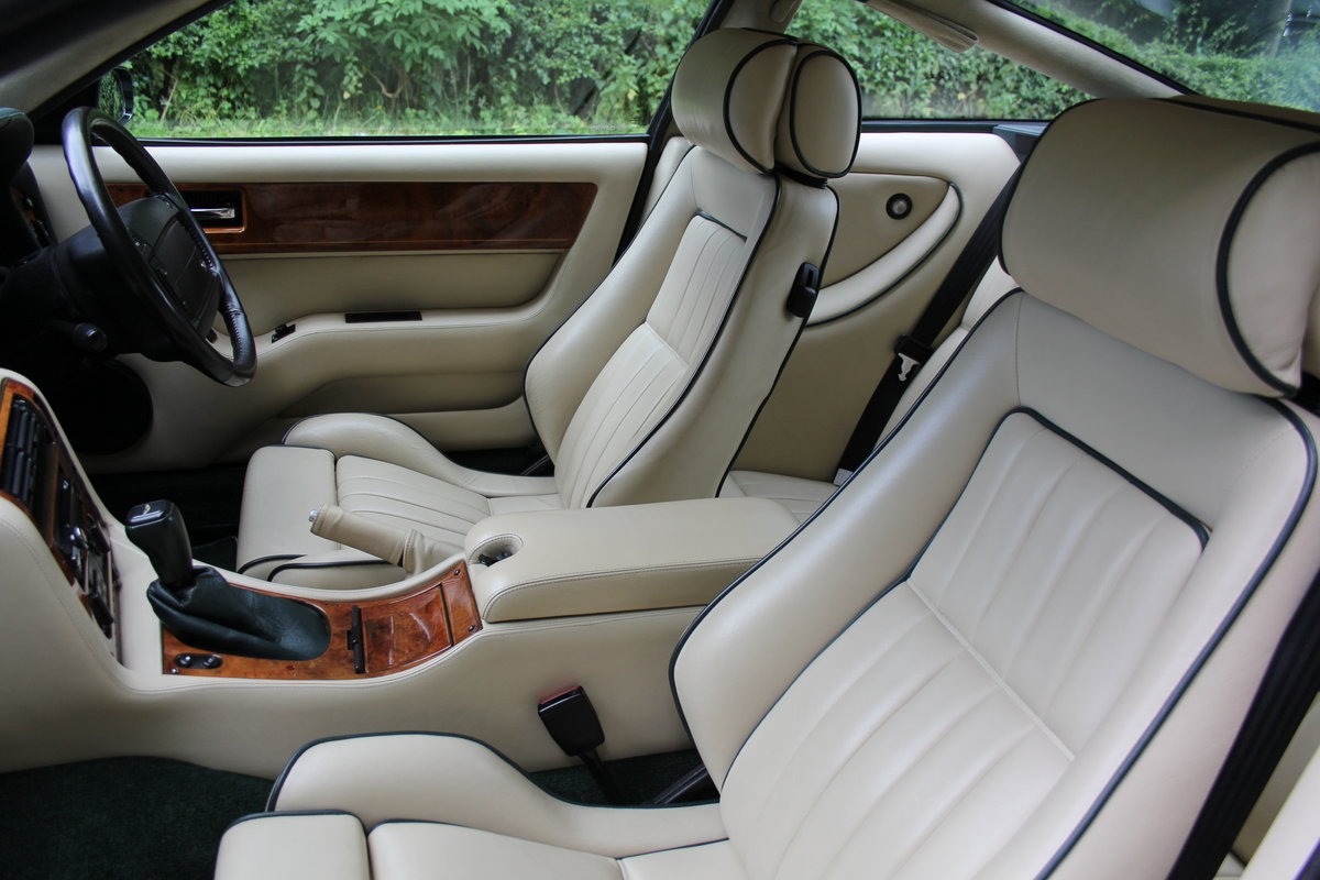 1996 Aston Martin V8 Coupe - 35k miles, £52k maintenance reciepts For Sale (picture 9 of 12)