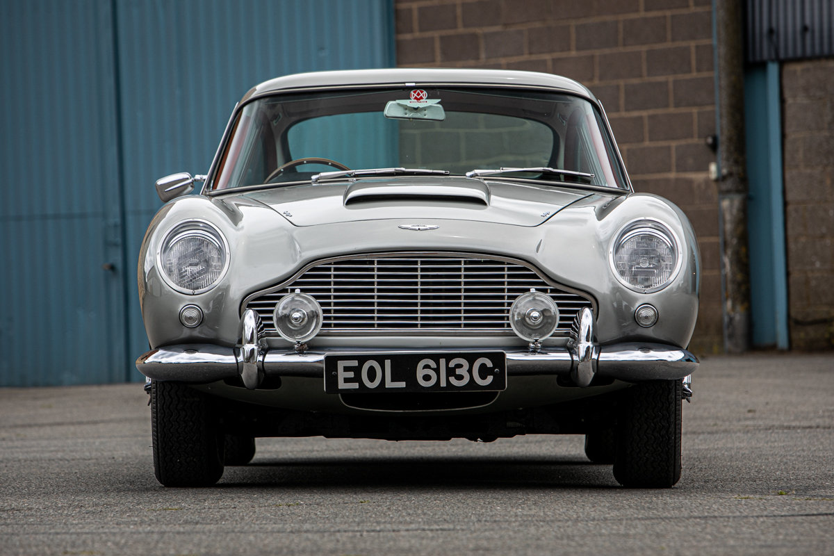 1965 Aston Martin DB5 SOLD by Auction (picture 3 of 6)