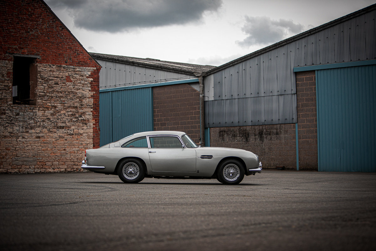 1965 Aston Martin DB5 SOLD by Auction (picture 5 of 6)