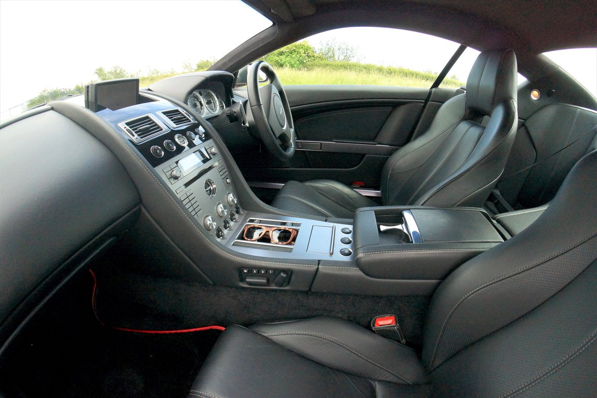 2008 Aston Martin DB9 SOLD by Auction (picture 4 of 6)