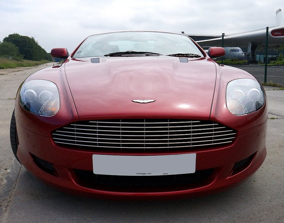 2008 Aston Martin DB9 SOLD by Auction (picture 5 of 6)