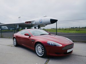 2008 Aston Martin DB9 - 10,000 miles and just two owners For Sale by Auction