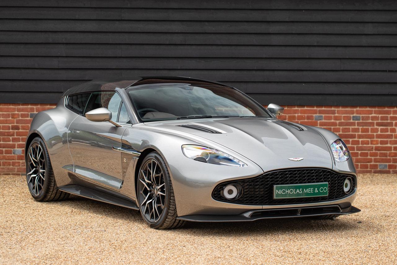 2019 Aston Martin Vanquish Zagato Shooting Brake For Sale (picture 1 of 6)