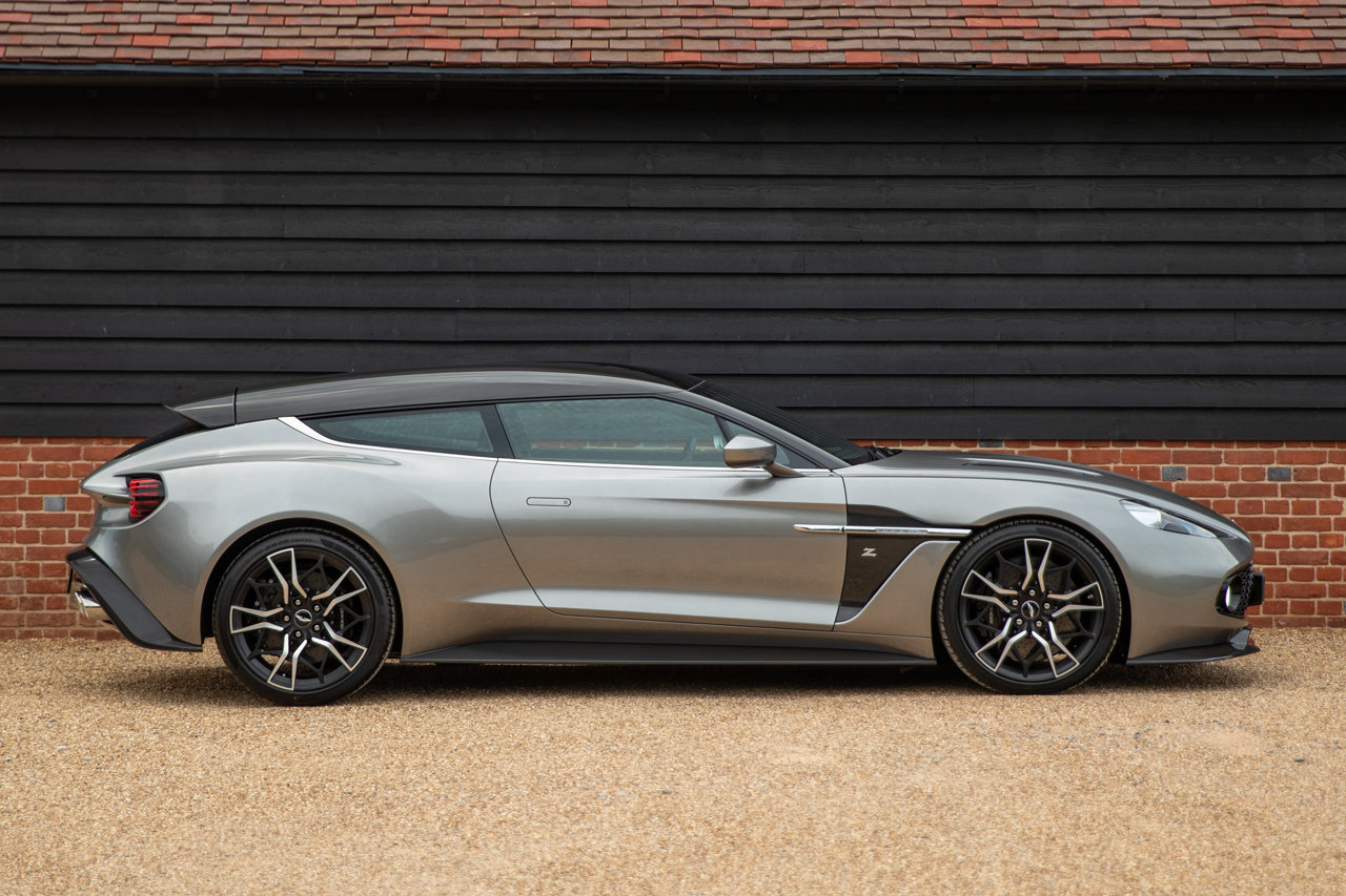 2019 Aston Martin Vanquish Zagato Shooting Brake For Sale (picture 2 of 6)