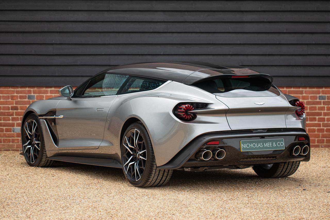 2019 Aston Martin Vanquish Zagato Shooting Brake For Sale (picture 3 of 6)