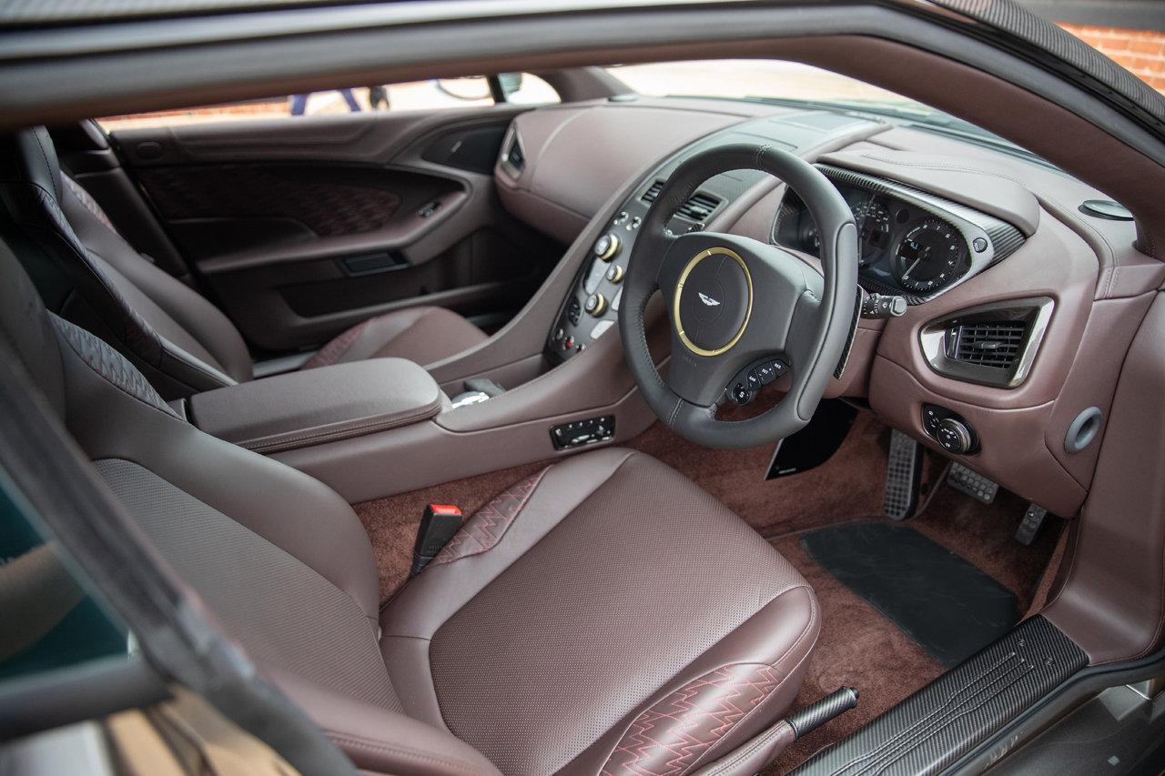 2019 Aston Martin Vanquish Zagato Shooting Brake For Sale (picture 4 of 6)