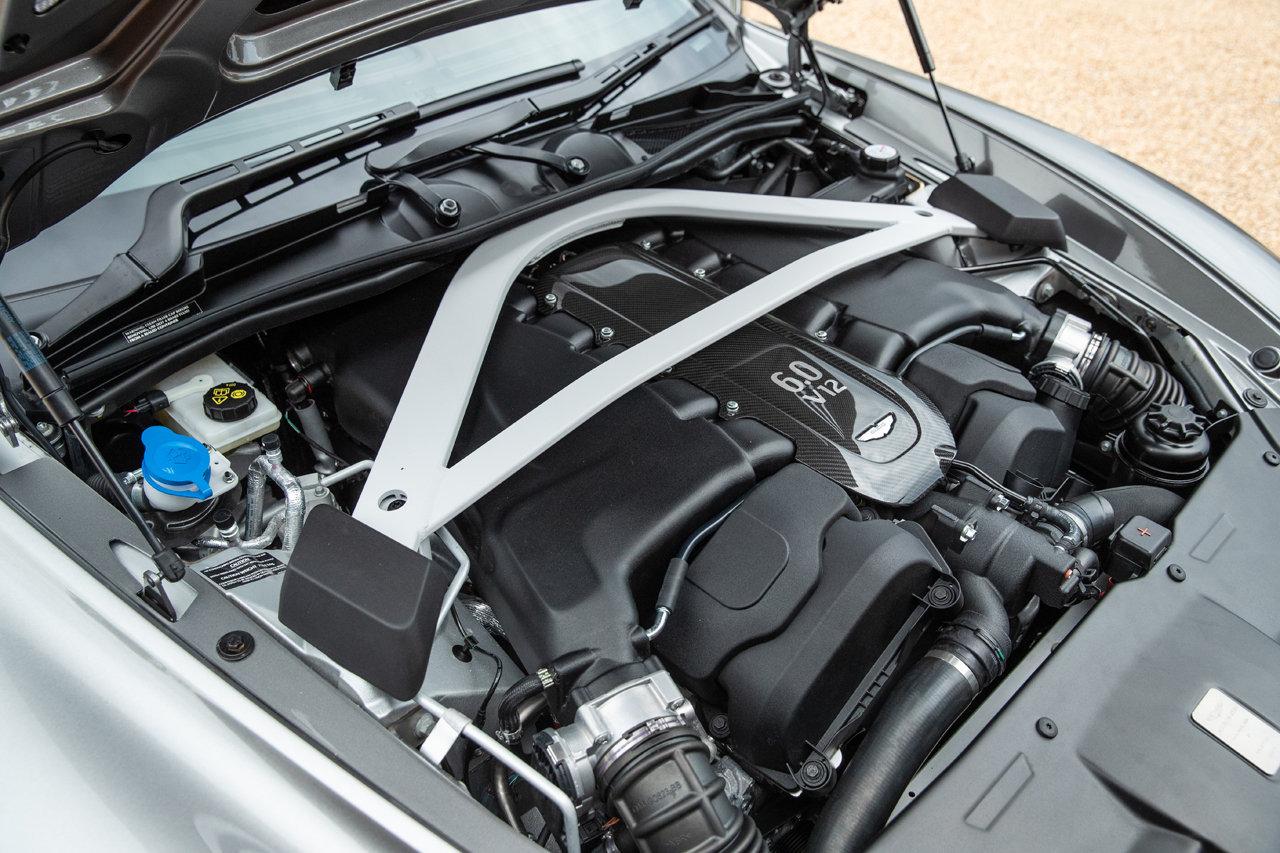 2019 Aston Martin Vanquish Zagato Shooting Brake For Sale (picture 5 of 6)