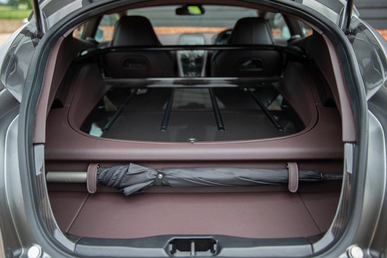 2019 Aston Martin Vanquish Zagato Shooting Brake For Sale (picture 6 of 6)